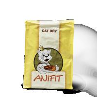 Trockenfutter für Katzen Cat Dry Fisch